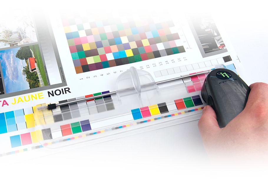bestel een gratis proefdruk voor drukwerk, zoals kaartjes, flyers of stickers