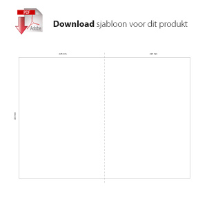 Download sjabloon voor basis mappen drukken