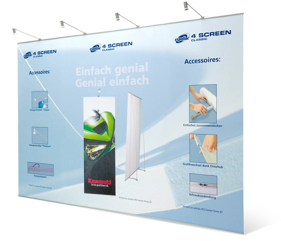 grote popup banner 4 screen