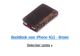 vintage leather case for iPhone