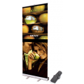Roll Up Banner Budget 100 x 200 cm