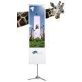 Pole System Banner 70 x 200 cm