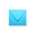 Blauwe enveloppen 160x160mm - Gratis bezorgd