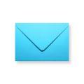 Blauwe enveloppen 110x156mm - Gratis bezorgd