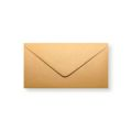 Bruine enveloppen 110x220mm - Gratis bezorgd