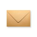 Bruine enveloppen 220x156mm (A5) - Gratis bezorgd
