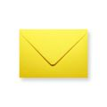 Gele enveloppen 110x156mm - Gratis bezorgd
