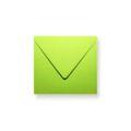 Groene enveloppen 160x160mm - Gratis bezorgd
