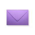 Paarse enveloppen 110x156mm - Gratis bezorgd