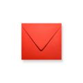 Rode enveloppen 160x160mm - Gratis bezorgd