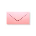 Roze enveloppen 110x220mm - Gratis bezorgd