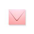 Roze enveloppen 140x140mm - Gratis bezorgd