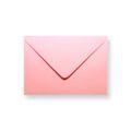 Roze enveloppen 110x156mm - Gratis bezorgd