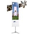 Pole System Banner 55 x 200 cm