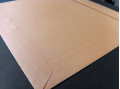Bruine enveloppen 140x140mm - Gratis bezorgd