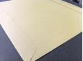 Crême enveloppen 140x140mm - Gratis bezorgd