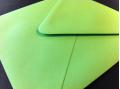 Groene enveloppen 120x180mm - Gratis bezorgd