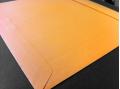 Oranje enveloppen 90x140mm - Gratis bezorgd