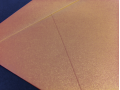 Brons metallic enveloppen 110x156mm - Gratis bezorgd